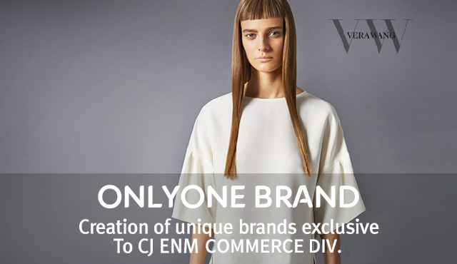 ONLYONE BRAND - Creation of unique brands exclusive To CJ ENM Commerce